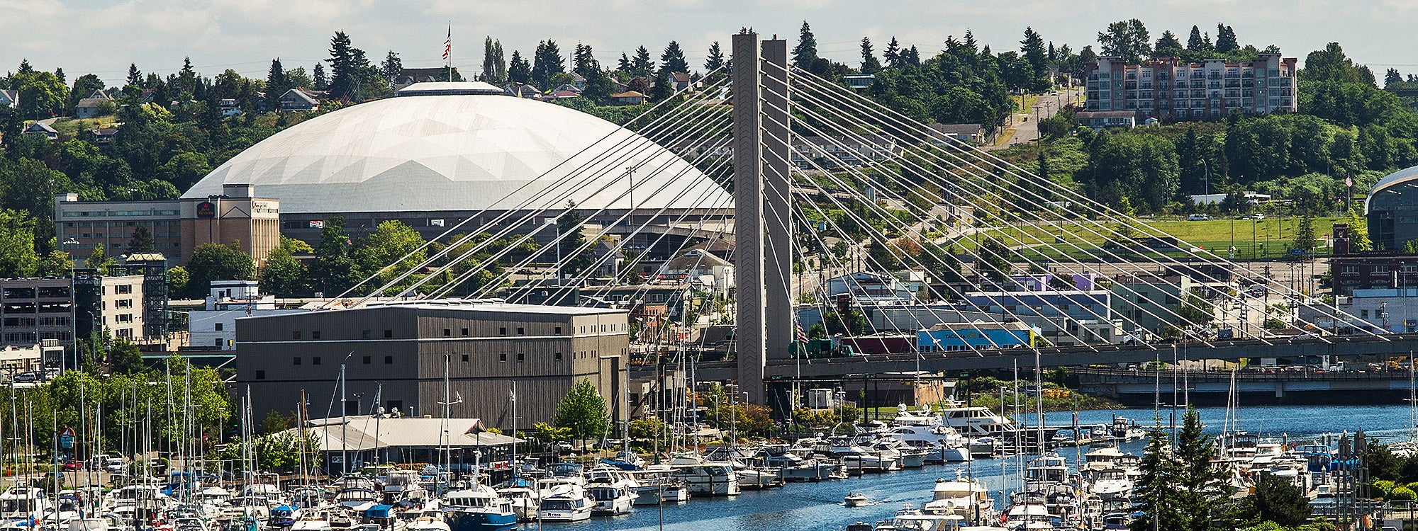 Connect With Us | Tacoma Dome