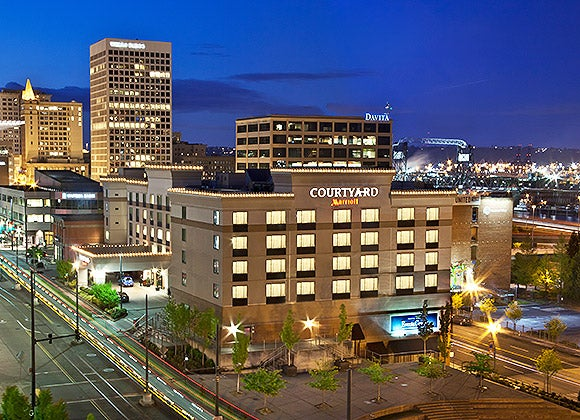 Courtyard Marriott Tacoma Downtown