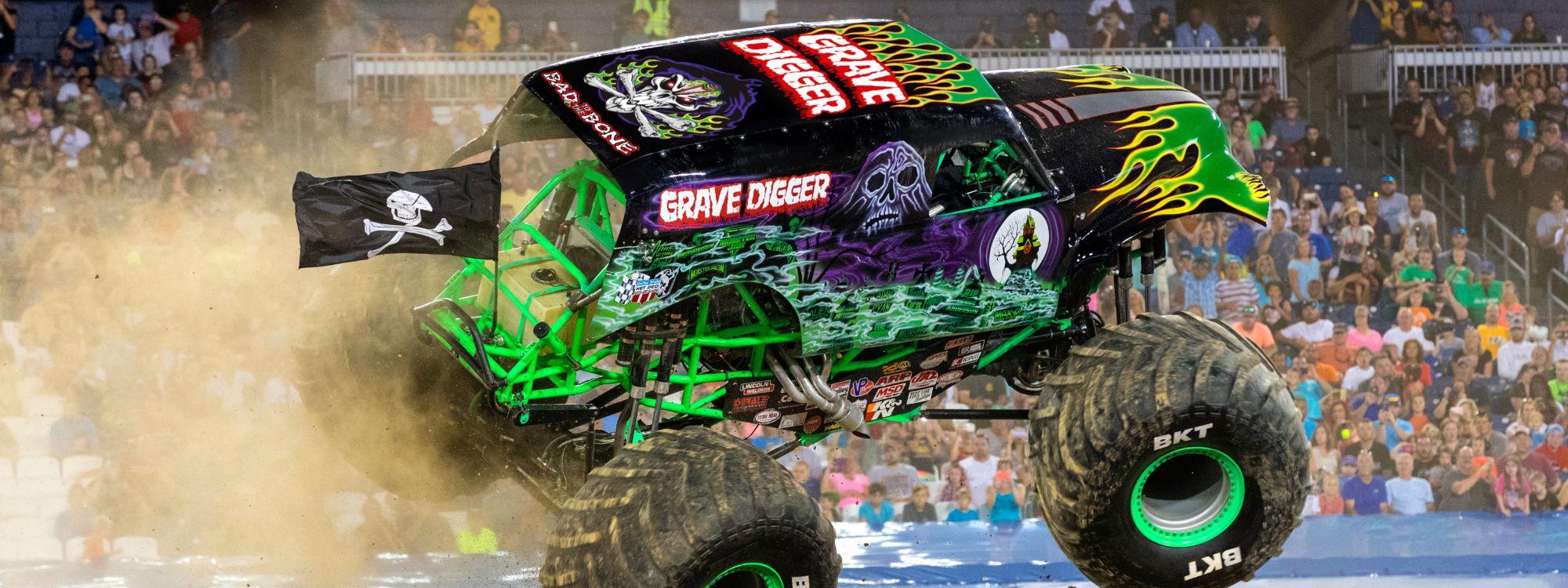 Monster Truck Show 2020.Monster Jam Tacoma Dome