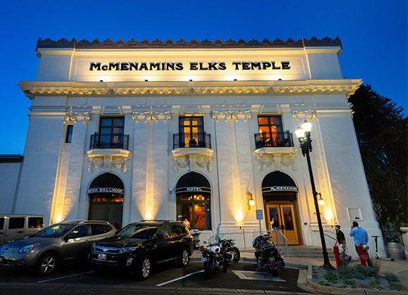 McMenamins Elks Temple Hotel