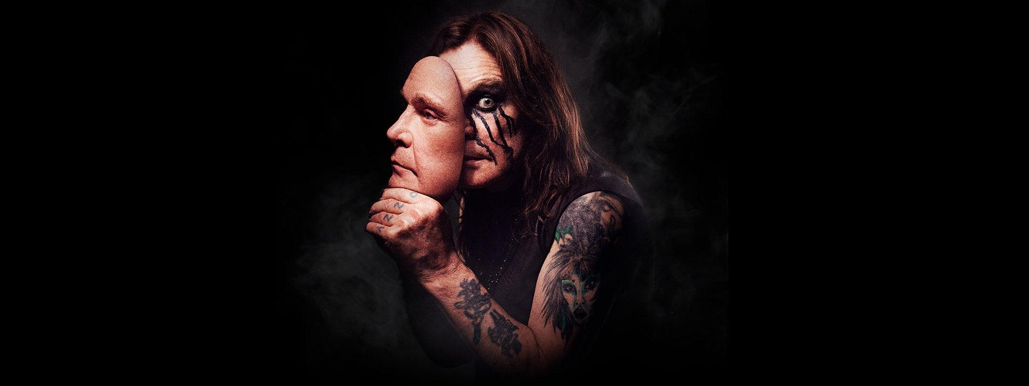 Ozzy Osbourne - RESCHEDULED