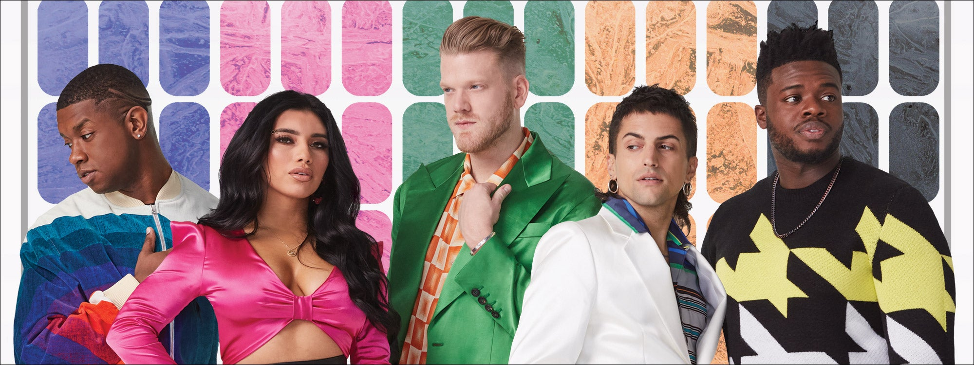 Pentatonix: The World Tour