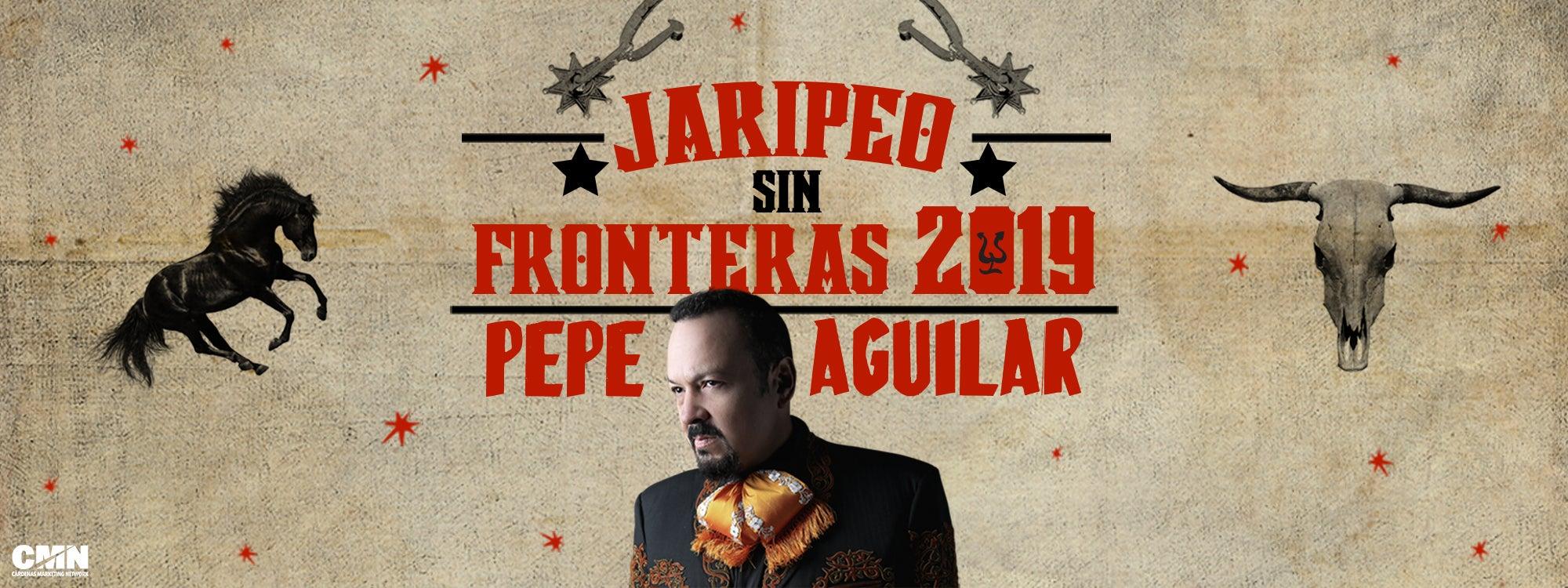 Pepe Aguilar Y Familia Presentan Jaripeo Sin Fronteras 2019