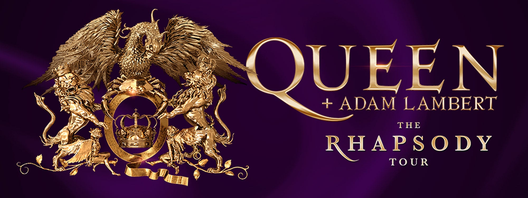 An Evening with Queen + Adam Lambert