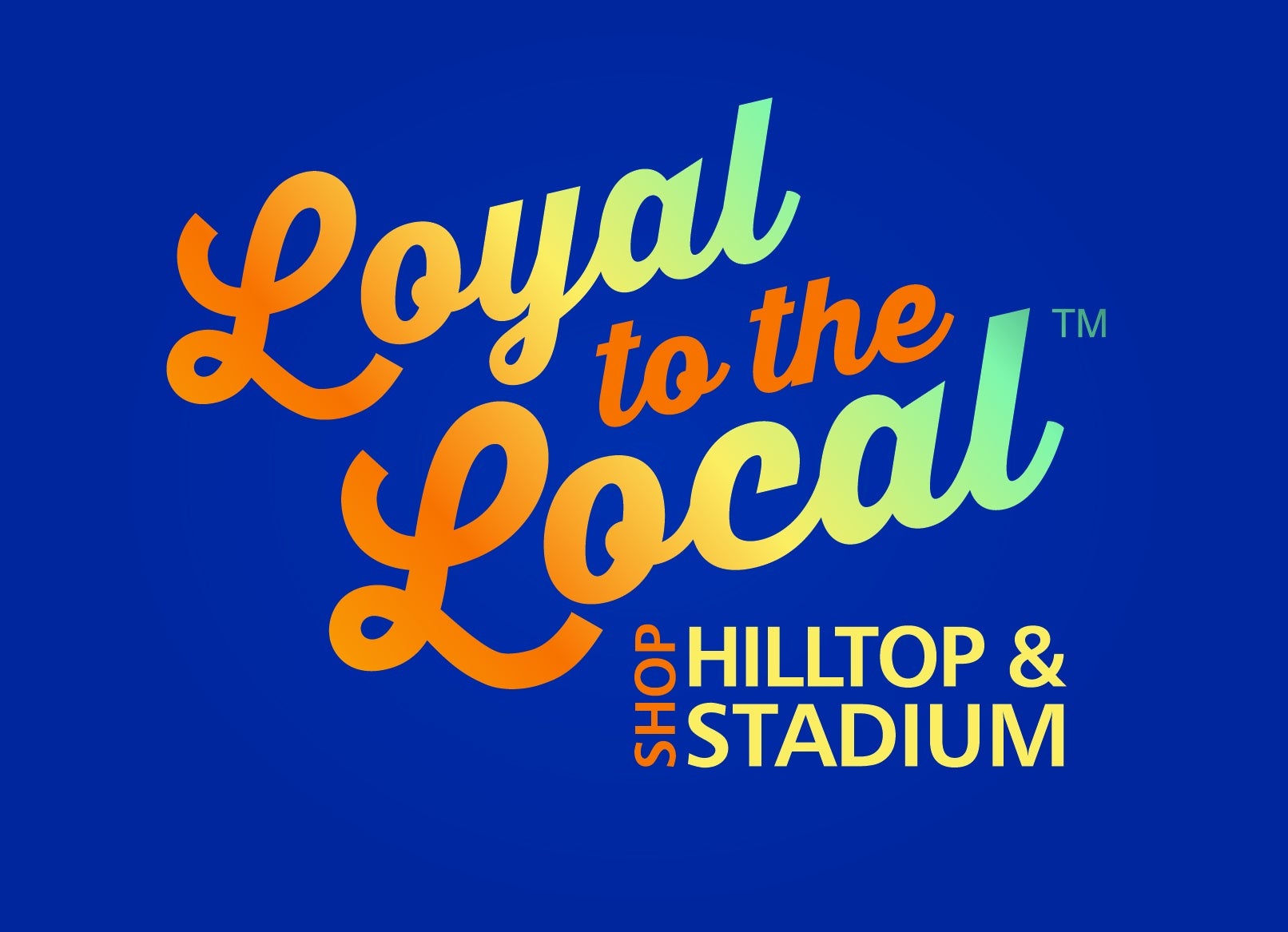 Loyal to the Local