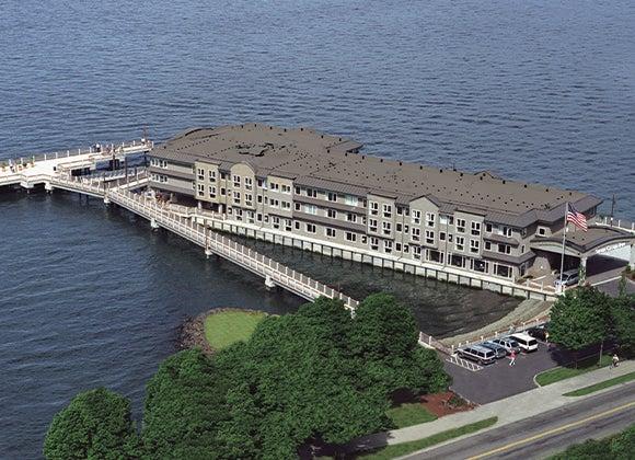 Silver Cloud Inn Tacoma Waterfront